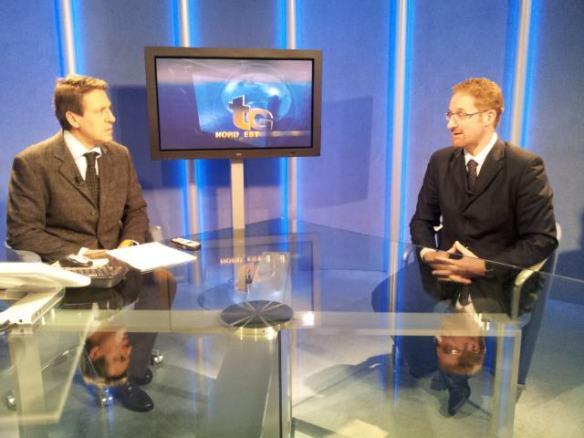2GIS al telegiornale di TV7 Gold del 21.1.2012 - Michele Moro - marketing manager 2GIS