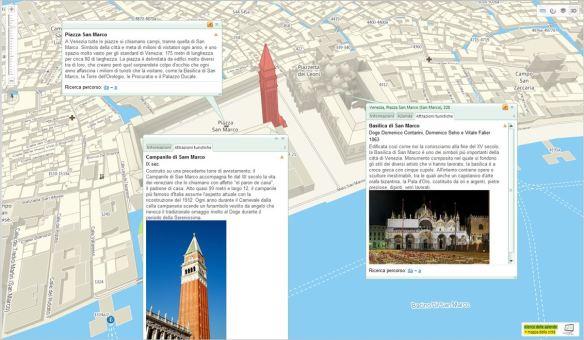 2GIS THE CITY EXPERT - VENEZIA - scheda attrazioni turistiche