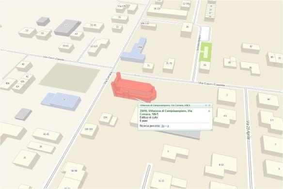 MIss Murelle 2013 - mappa 2GIS